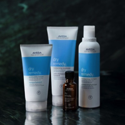 Dry Remedy Family by Aveda
