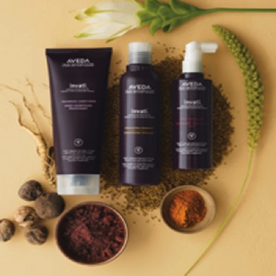 Invati Family by Aveda