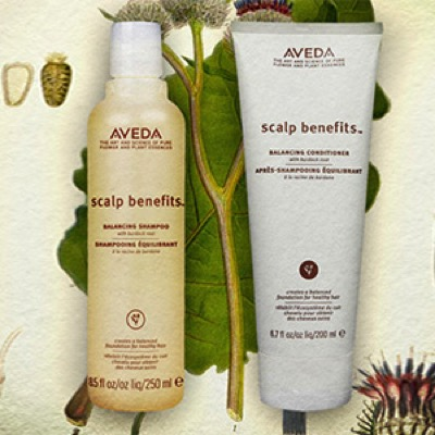Scalp Benefits Family by Aveda