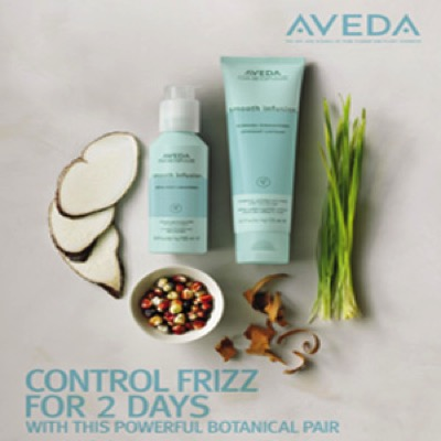 Smooth Infusion Family by Aveda